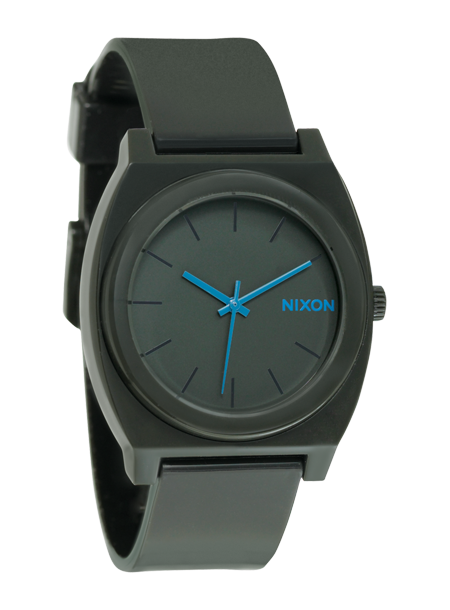 Nixon the time teller p matte drab